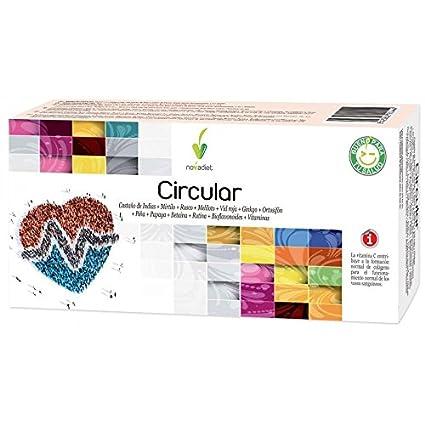 Circular Novadiet, 14 viales