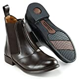 Product review for Harry Hall Mens Hartford Zip Front Leather Jodhpur Boots