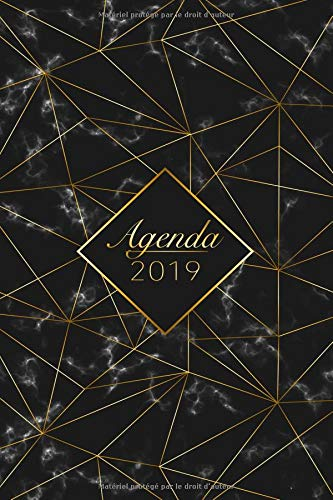 Agenda 2019: Agenda organiseur pour ton quotidien - Calendar & Planificateur 2019 Broché – 5 octobre 2018 Felissa Independently published 1726756394 Self-Help / Creativity