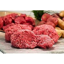 USDA Certified Organic Grass-Fed Ground Beef, 85% LEAN