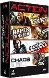 Coffret Action : Ultimate Game + Bangkok Dangerous + Next + Hyper tension