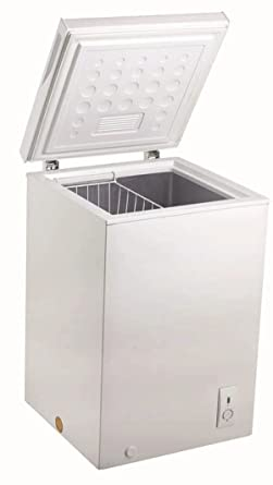ice king ch1041h a rated 98 litres fast freeze chest freezer in white new