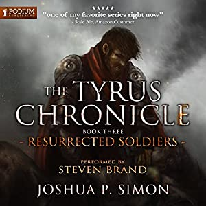 Resurrected Soldiers Audiobook