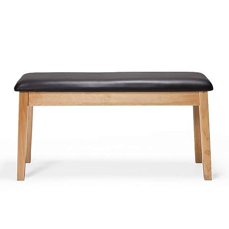 Amazon.com: ZJF - Taburete de mesa de comedor simple y ...