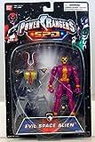 Power Rangers SPD Space Patrol Delta Evil Space Alien Troobian MOC NEW