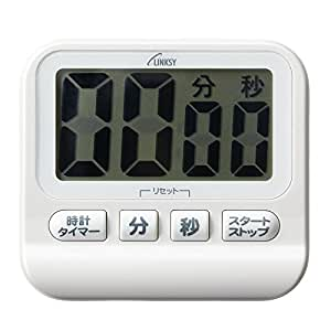 LINKSY (link Sea) timer white LT501W with drip-proof large volume stand
