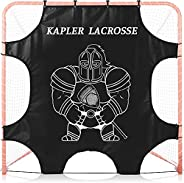 Lacrosse Goal Target Lacrosse Goal Shooting Target 6'X 6' Corner Targets for Shooting Practice Fits Any Standa