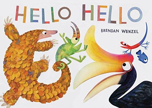 - Hello Hello (Books for Preschool and Kindergarten, Poetry Books for Kids)