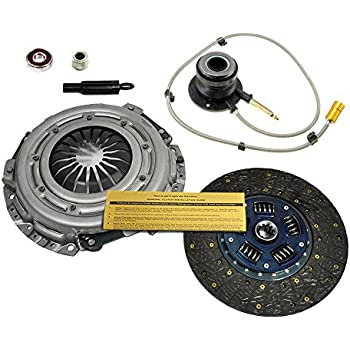 EFT HD CLUTCH KIT w/ SLAVE CYL 03-07 CHEVY SILVERADO GMC SIERRA 1500 PICKUP 4.3L