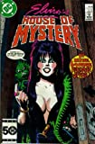 img - for Elvira's House Of Mystery #1 book / textbook / text book