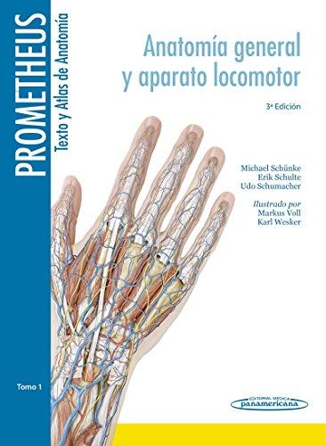 Coleccion Prometheus Texto Y Atlas De Anatomia 3 Tomos Espanol Tapa Blanda 31 Julio 2014