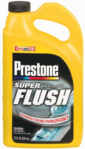 Prestone AS107 / AS105 Super Radiator Flush,22 oz