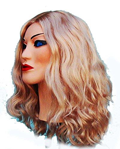 MakupArtist Elli Spt Female Foam Latex Mask]()