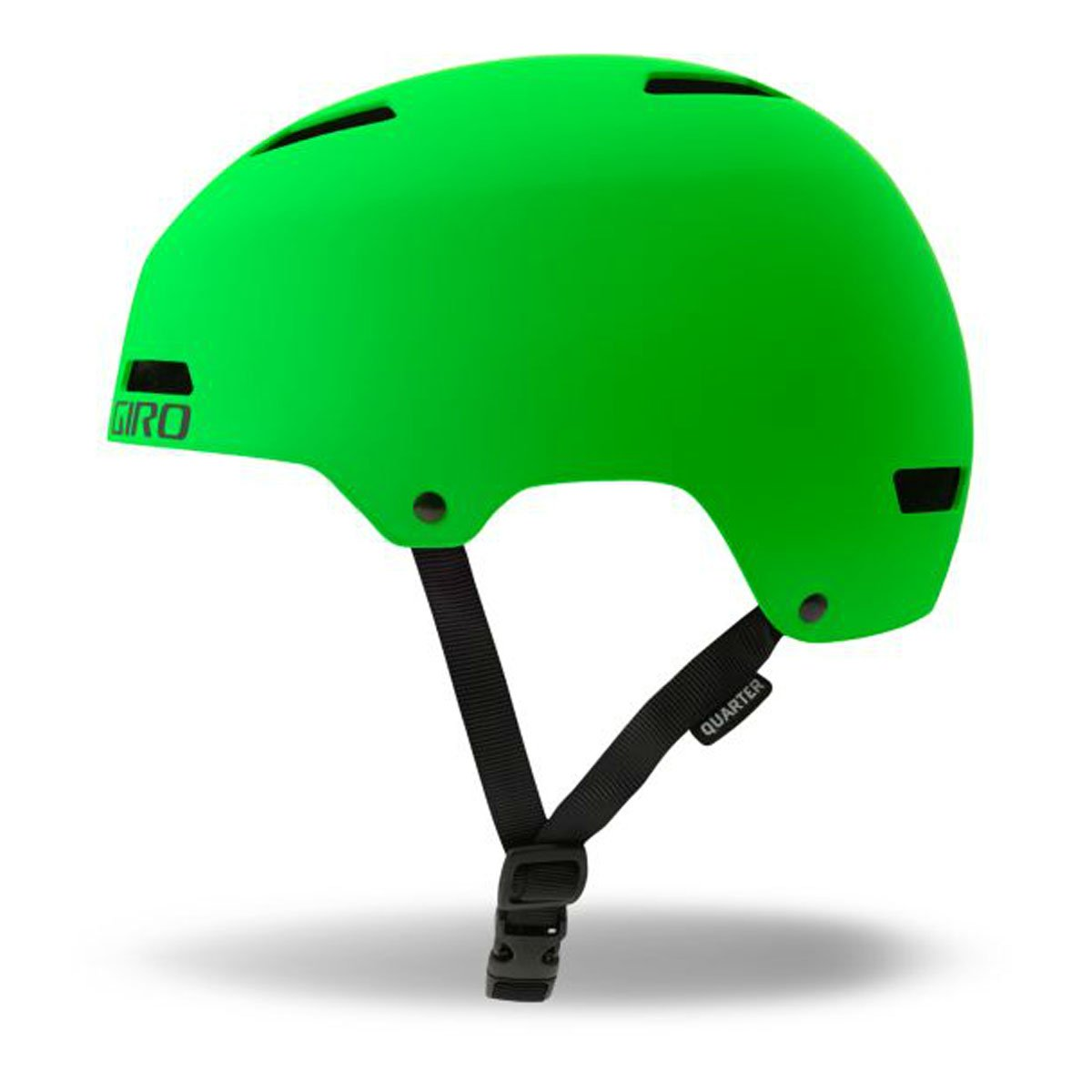 Giro Quarter Helmet – Men s Matte Turquoise Medium