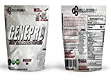 Medical Grade Protein, GENEPRO by Musclegen Research- Premium for Absorption, Muscle Growth & Bariatric. Organic, Non GMO, Gluten Free, No Sugar, Flavorless & Mixes with any Drink. Bag varies.