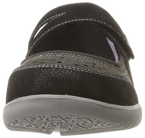 Rockport Chaussures Black Maryjane Emalyn Pour Femmes rrvxPwCq