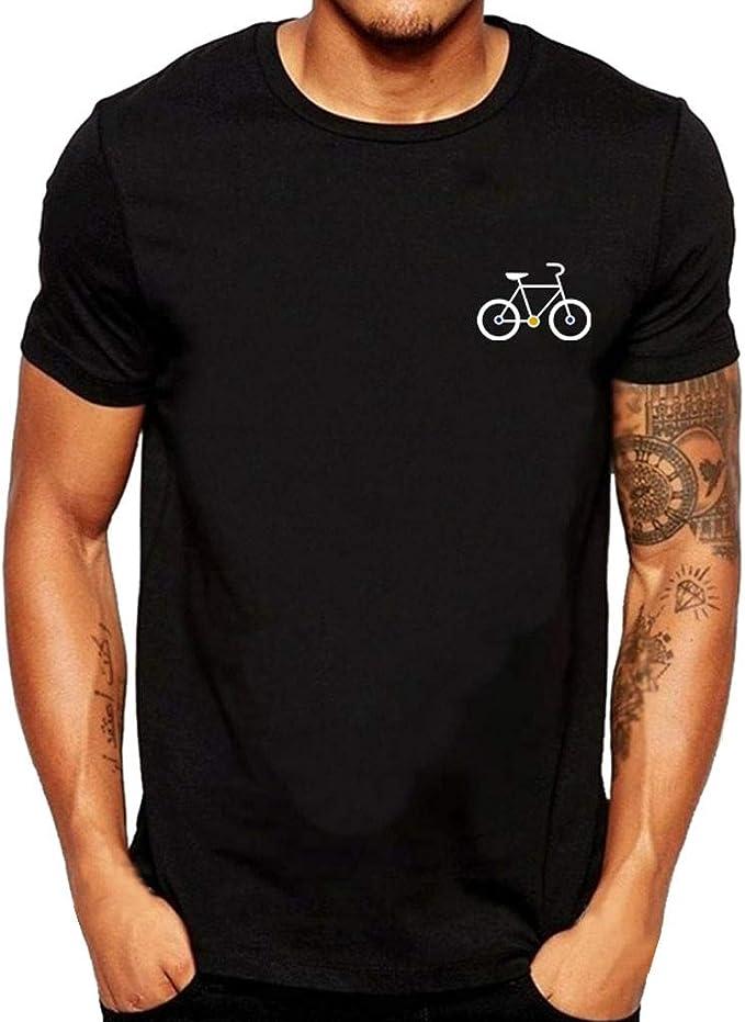 Giulot Mens Tech Short Sleeve T-Shirt Lightweight Pace Running Performance Compression Shirt