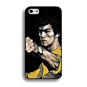 Dashing Bruce Lee Phone Case Cover for Iphone 6/6s Bruce Lee Confident