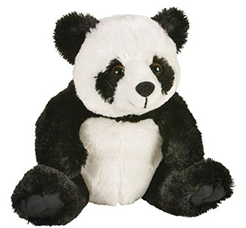 8 Panda Plush Stuffed Animal Toy by Adventure Planet