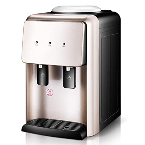 L&XY Dispensador De Enfriador De Agua para Equipos De Sobremesa, Temperaturas Calientes Y Frías,