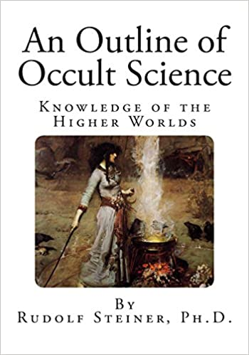 Amazon com: An Outline of Occult Science (9781497489936): Rudolf