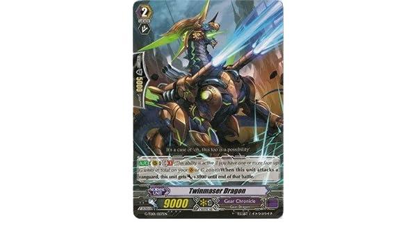 Cardfight!! Vanguard TCG - Twinmaser Dragon (G-TD01/007EN ...