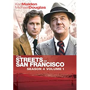 Streets of San Francisco: Season 4, Vol. 1 (2015)