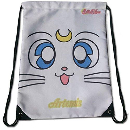Sailor Moon - Sailor Moon S Artemis Drawstring Bag