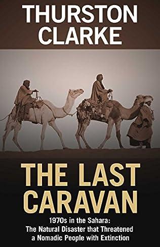 book cover of The Last Caravan