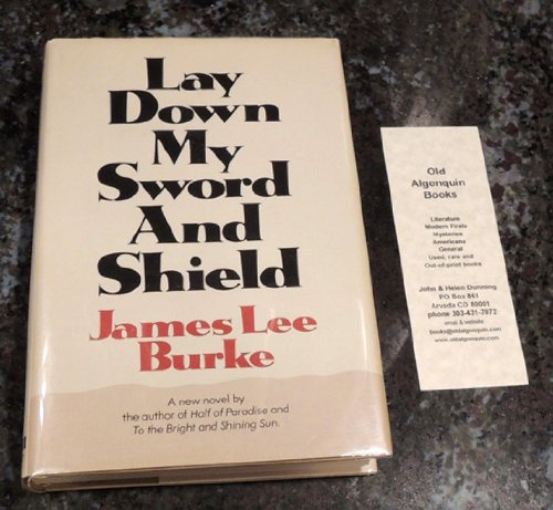 Lay Down My Sword and Shield (Gargoyle Shield)