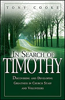 In Search of Timothy by [Cooke, Tony]