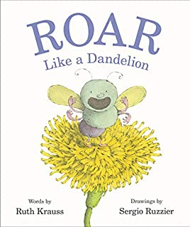 Book Cover: Roar Like a Dandelion