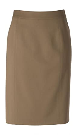Woolmaster Women's Seasonless Wool Pencil Skirt at Amazon Women's ...