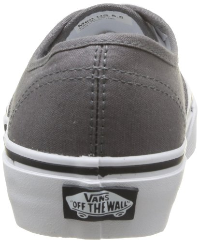 Grau Adulto Unisex Vans Authentic Zapatillas 8qwvtzIT