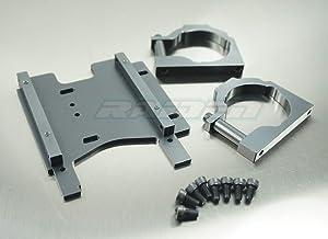 Aluminum Alloy Motor Mount Plate Brace for HPI 1/8 Savage Flux HP 100906 100903 100907