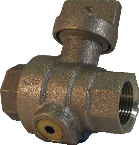 stop and waste valve - 4