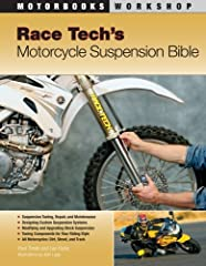 Suspension is probably the most misunderstood aspect of motorcycle performance. This book, by                                        America                                   's premier suspension specialist, makes ...