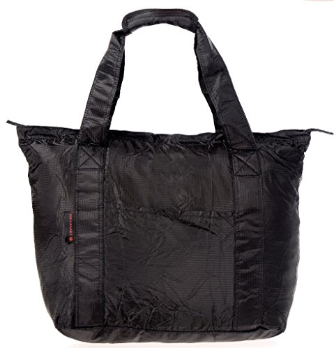 air-canada-lightweight-packable-carry-on-travel-tote-bag-black