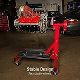 Sunex 8300GB, Foldable Engine Stand, ½ Ton
