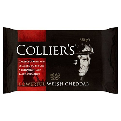 La Fromagerie Welsh Colliers Cheddar - 7 oz