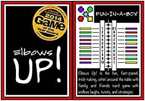Elbows Up! Card Game