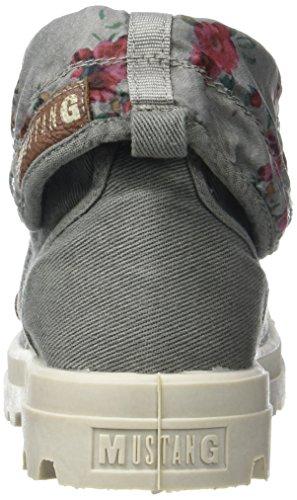 1160 grau 2 Grey Womenâ Mustang ™ Hi scarpe 2 507 € S wUAq64C
