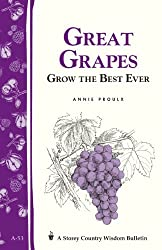 Image of the product Great Grapes: Grow the that is listed on the catalogue brand of Storey Publishing, LLC.