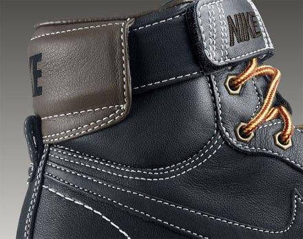 Nike - Zapatillas de Piel para hombre negro 40.5