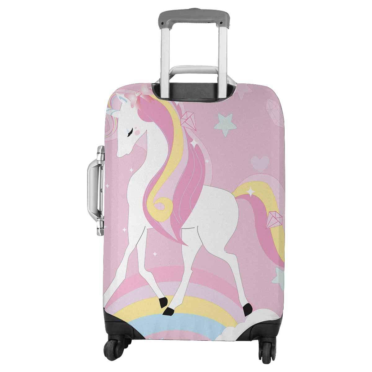 899edaaa3c71 Amazon.com | InterestPrint Vintage Cute Unicorn Cartoon Animal ...