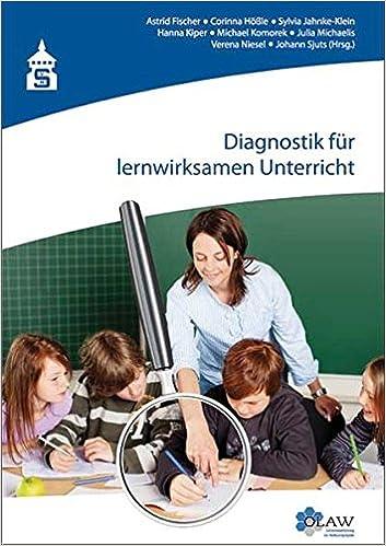 Diagnostik Fur Lernwirksamen Unterricht Amazon De Astrid Fischer