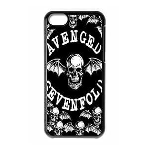 Fashionable Creative Avenged Sevenfold Mark for iPhone 5C QEYZ00139