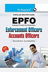 EPFO: Enforcement Officers/Accounts Officers Recruitment Exam Guide [eBook] Kindle Edition