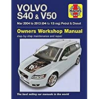 Volvo S40 & V50 Mar 2004-2013: Complete coverage for your vehicle