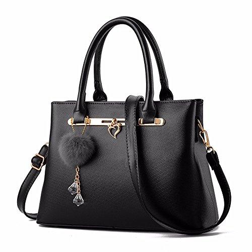 Sac Femme la Sac à Mode Minimaliste Main GQFGYYL est de de Sac Dame black Sac épaule 5Ow68qd
